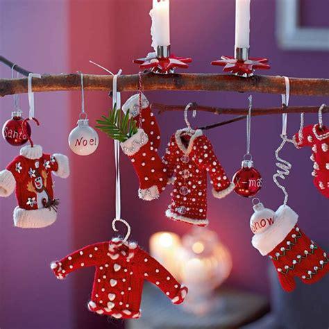 activite de noel  idees de decorations  fabriquer