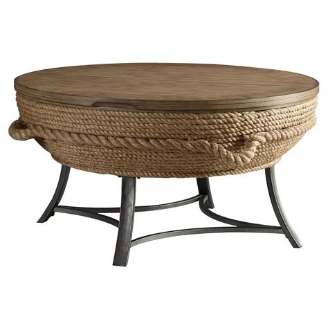 panama jack coffee table stein world panama jack crescent key cocktail table