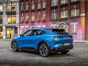 2021 Ford Mustang Mach-E [EU] - HD Pictures, Videos, Specs and Information - Dailyrevs
