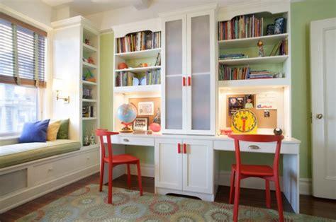 22 Inspirational Kids Study Room Design Ideas  Style