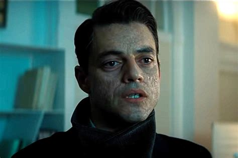 Rami Malek Says His No Time To Die Villain Is a ...