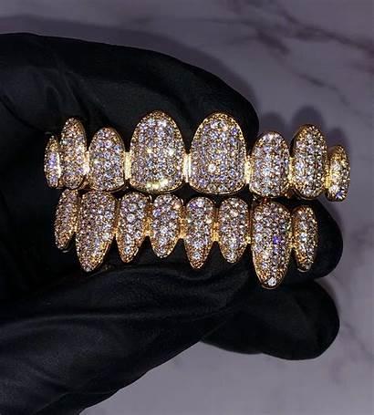 Grillz Teeth Diamond Grill