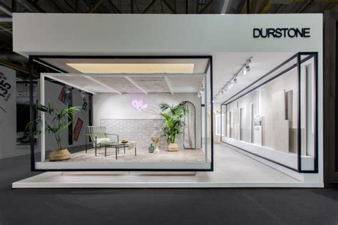 » Durstone Stand Design By Vxlab At Cersaie 2017