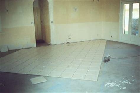 d 233 coration de la maison pose de carrelage scelle sur plancher chauffant