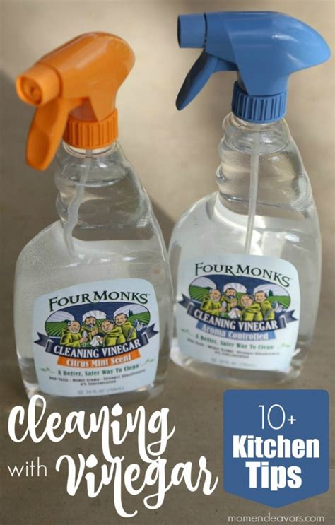cleaning kitchen cabinets with vinegar and baking soda non toxic home cleaner 10 kitchen uses for vinegar