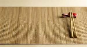 Set De Table Paille : 4 astuces pour nettoyer vos sets de table maison travaux ~ Teatrodelosmanantiales.com Idées de Décoration