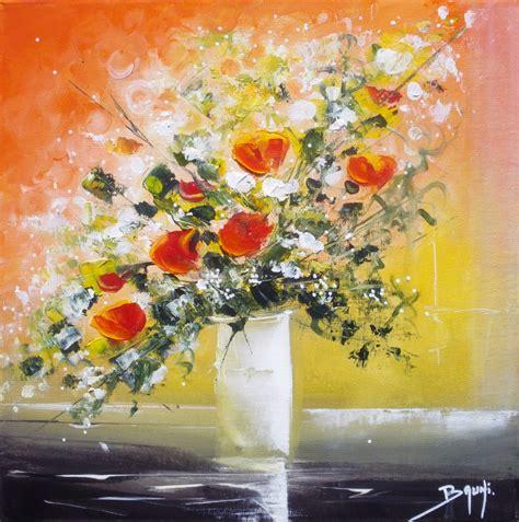 peinture quot bouquet de fleurs quot de bruni artiste peintre 169 2013 peinture bouquet de fleurs