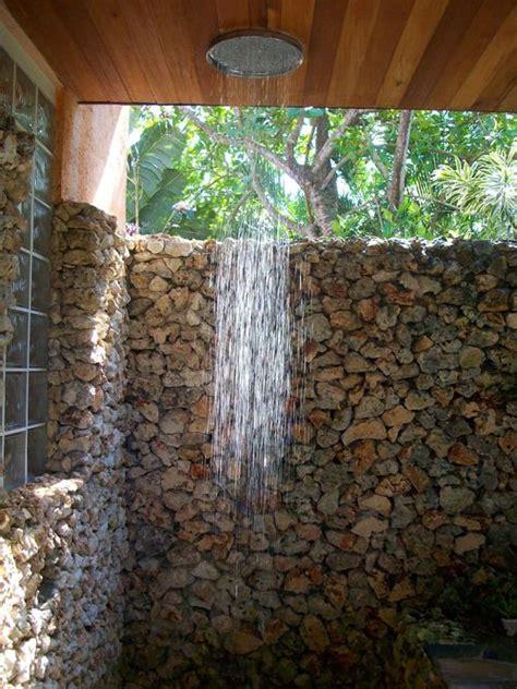 Best Outdoor Living Rooms Another Beautiful Outdoor Shower