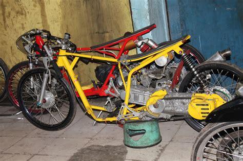 25+ Trend Terbaru Gambar Sketsa Sepeda Motor Drag Tea