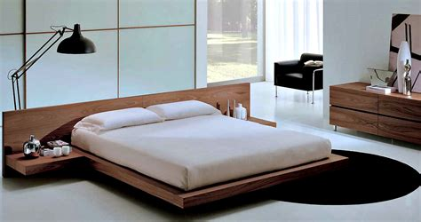 stylish contemporary bedroom furniture and interior