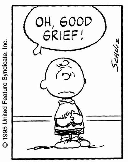 Grief Charlie Brown Coloring Christmas Peanuts Pages