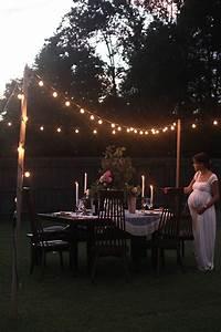 Backyard, Dinner, Party