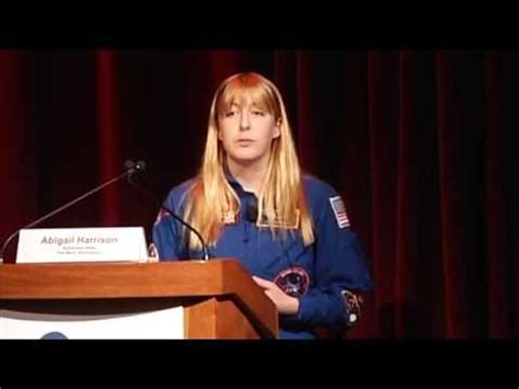 "Abigail ""astronaut Abby"" Harrison @ H2m 2016 Youtube"