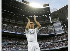PICTURE SPECIAL Yes, it's for Real! Ronaldo fulfils