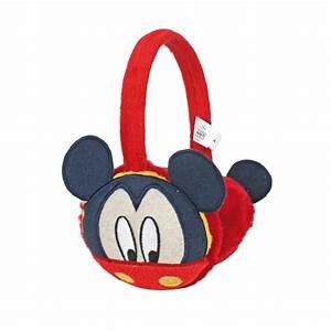 Cache Oreille Enfant : mickey cache oreille mickey decokids tous leurs h ros ~ Teatrodelosmanantiales.com Idées de Décoration