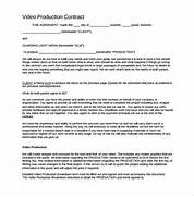 videographer resume sample videography contract template 9 download free documents in pdf - Videographer Resume Sample
