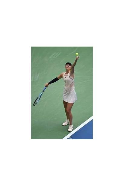 Sharapova Maria Tennis Open Championships Celebmafia