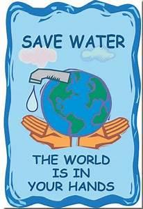 save water slogans | Poster design | Save water slogans ...