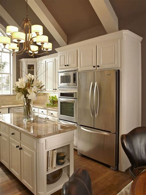 pretty paint colors for kitchens i a white kitchen white and taupe kitchen with 7579