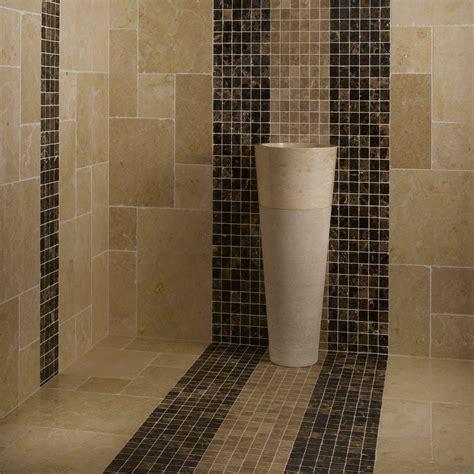 castorama faience cuisine mosaïque marbre emparador foncé marron indoor by