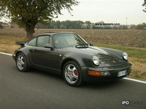 1991 porsche 911 turbo 1991 porsche 911 turbo 3 3 car photo and specs