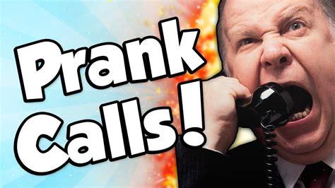 prank calls wrong prank calls