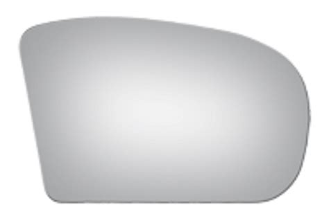 Mercedes Benz E350 2008 Passenger Side Mirror Glass