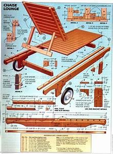 DIY Sun Lounge • WoodArchivist