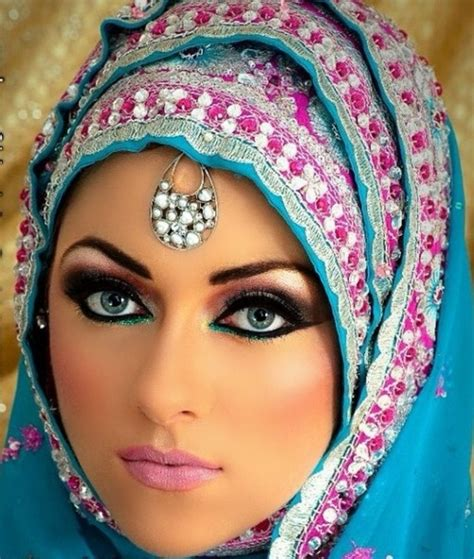 arabic bridal party wear makeup tutorial step  step tips