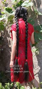 with knee length thick braid 4 chinalonghair