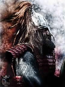 Viking Warrior Art