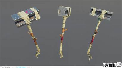 Pickaxes Fortnite Wallpapers