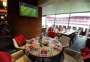 Looking Around Arsenal U0026 39 S Emirates Stadium  Directors Box
