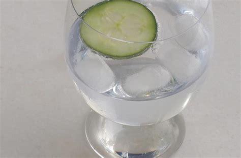 gin tonic mit gurke gin tonic mit gurke quot cucumber gin tonic quot