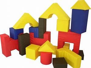 Schaumstoff Bausteine Kinderzimmer : kitatraum lernspielzeug bausteine ~ Watch28wear.com Haus und Dekorationen
