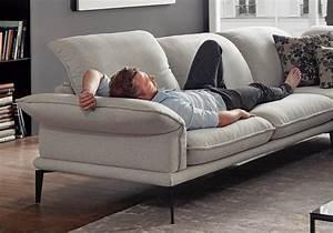 Canapé 4 Places Cuir : canap angle 4 places tissu gris clair contemplation tm ~ Teatrodelosmanantiales.com Idées de Décoration