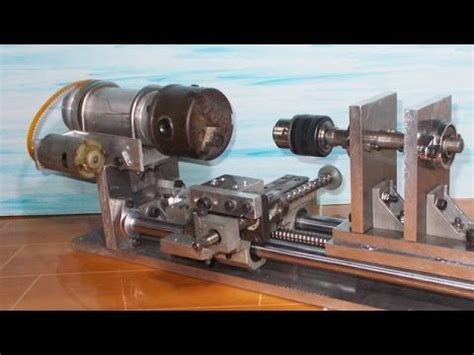 diy lathe mini lathe homemade lathe machine mini wood