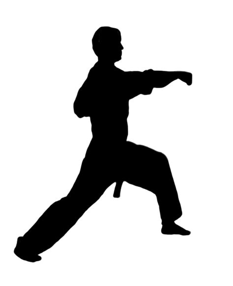 Karate Clipart Different Kinds Of Sports Clipart