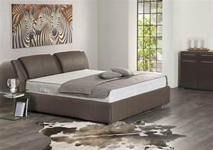 Lit En 180 : lit en cuir king size avectoi 180 cm ~ Teatrodelosmanantiales.com Idées de Décoration