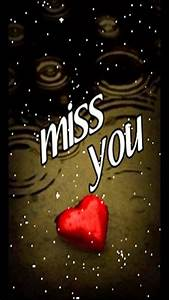 Miss you so much with heart iphone 6 full hd wallpapers ...