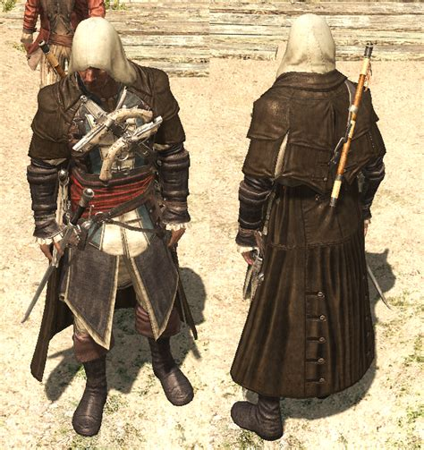 Image - AC4 Brown Cloak outfit.png | Assassinu0026#39;s Creed Wiki | FANDOM powered by Wikia