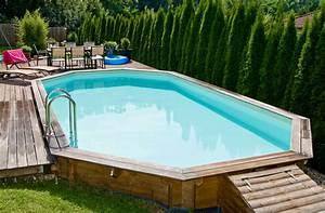 Piscine Tubulaire Oogarden : piscine bois hors sol pas cher cape town 6 10 x 4 00 x 1 ~ Premium-room.com Idées de Décoration