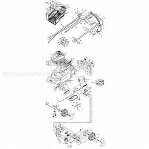 Mountfield M4  Mpr10066  Parts Diagram  Page 1