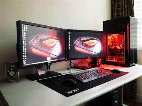 brilliantly amazing workstation setups gaming
