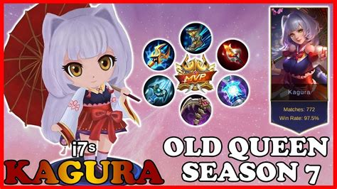 Old Queen Of Kagura `season 7` [i7ˢ] Mobile Legends