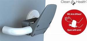 türhygiene per clean4health einfach adaptierbarer