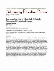 Physics Level 2 Worksheet Falling Bodies