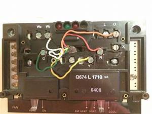 Honeywell Rth6500wf Install Wires Are Crossed