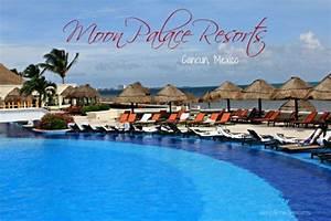 Traveling to Cancun: Moon Palace Resorts