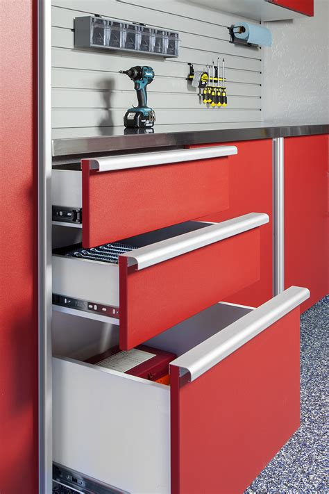 garage cabinets and drawers custom garage cabinets drawers storage organization